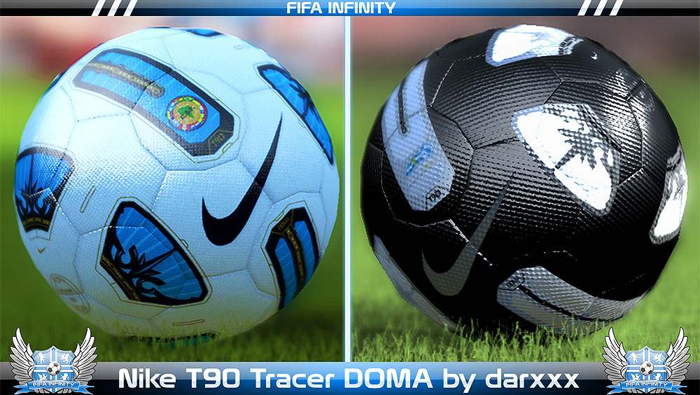 Nike T90 Tracer Doma Ball